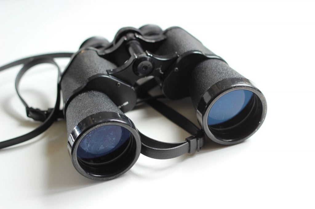 Binoculars for Astronomy